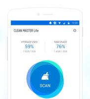 Скриншоты Clean Master Lite