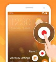 DU Recorder — запись экрана и редактирование видео