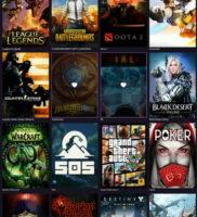 Скриншоты twitch